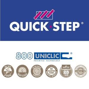 Quickstep laminate flooring on sale floormonster news - Pose quick step uniclic ...