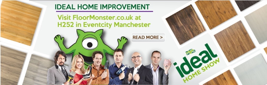 ideal home show in eventcity manchester from 6th 8th june 2014